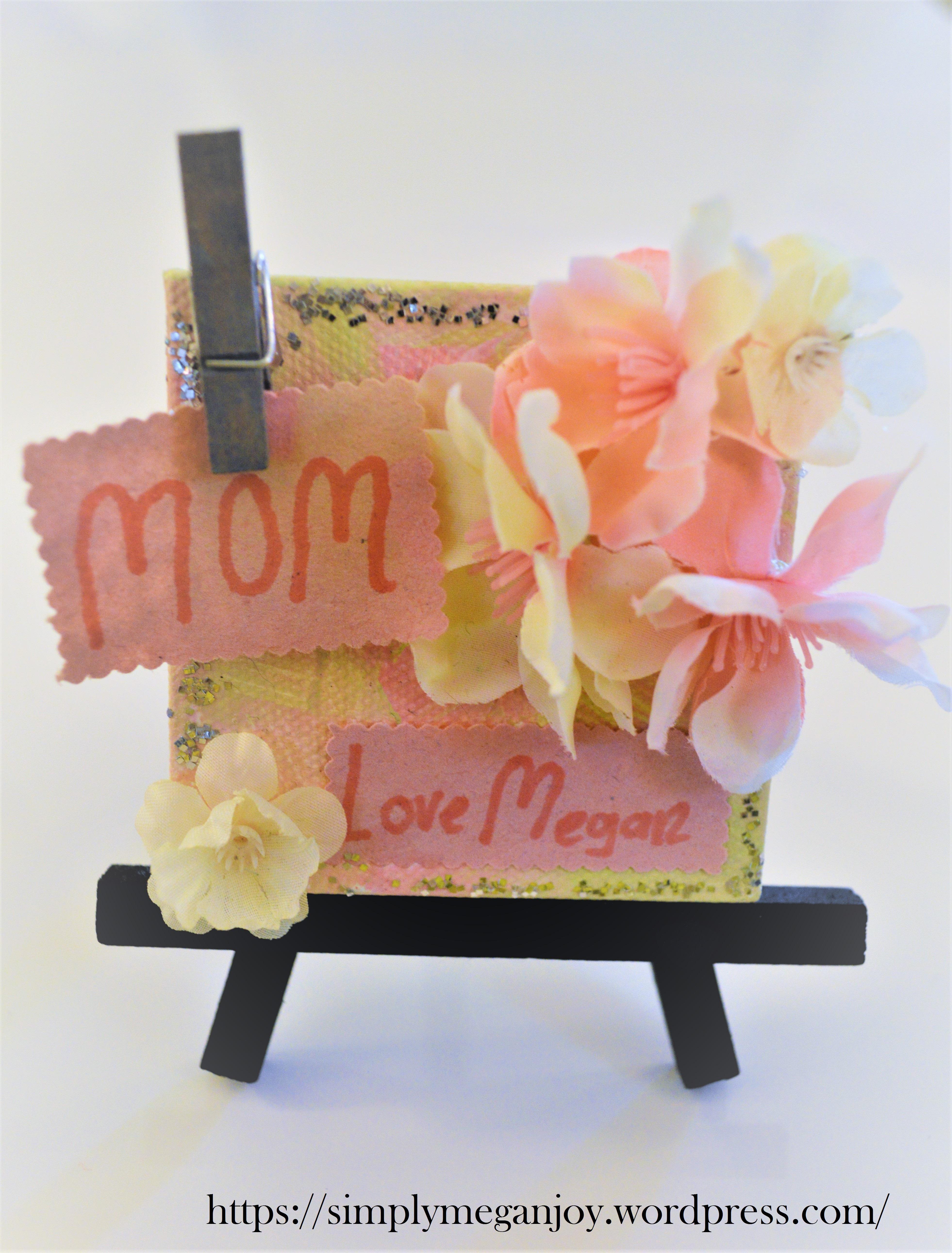 Mother_s Day - DIY Creation - Simply Megan Joy Blog 4