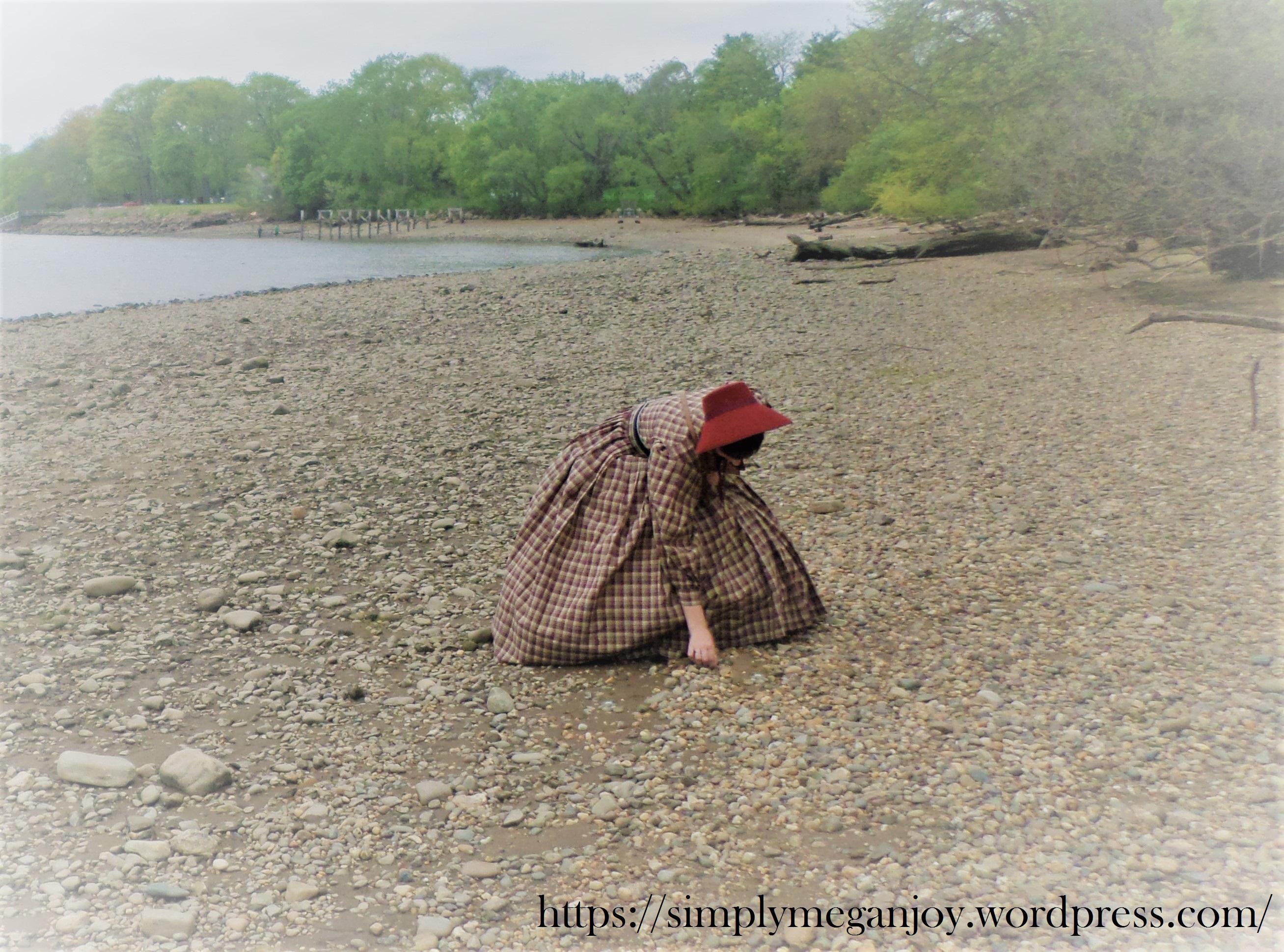 On the Waterfront  - 1863 Camp Dress - Simply Megan Joy Blog 6.JPG