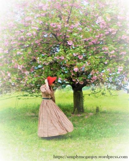 On the Waterfront  - 1863 Camp Dress - Simply Megan Joy Blog 8.JPG