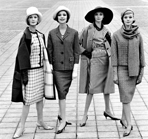 early 1960s styles