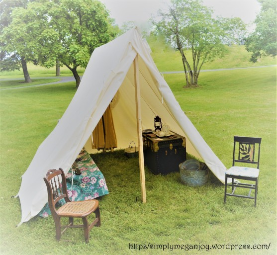 Five Thing Learned at a Civil War Reenactment www.simplymeganjoy.wordpress.com - 1.JPG