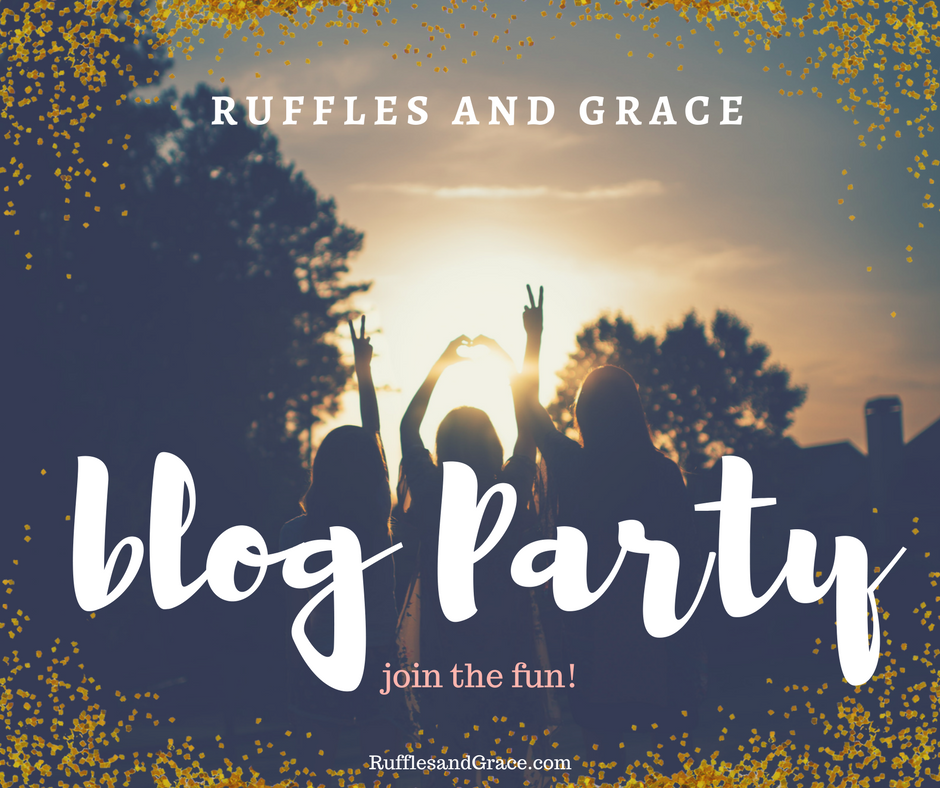 Blog Party Header