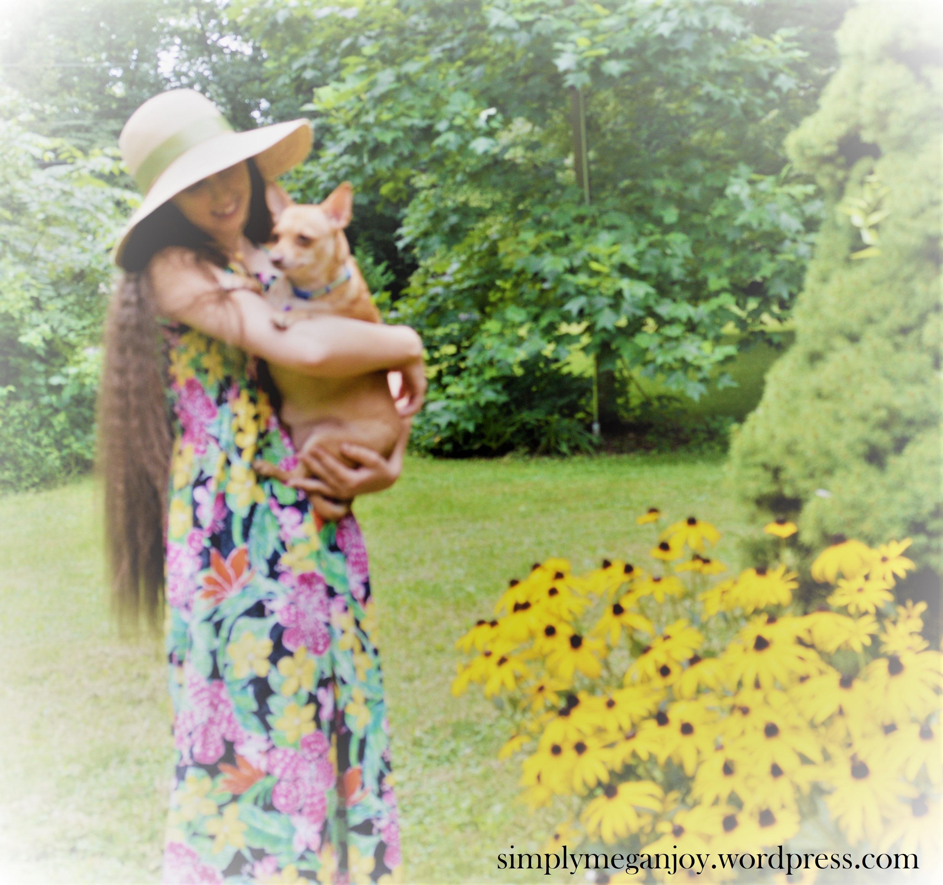 SIY (Sew It Yourself) - Gardening Dress simplymeganjoy.wordpress.com 1