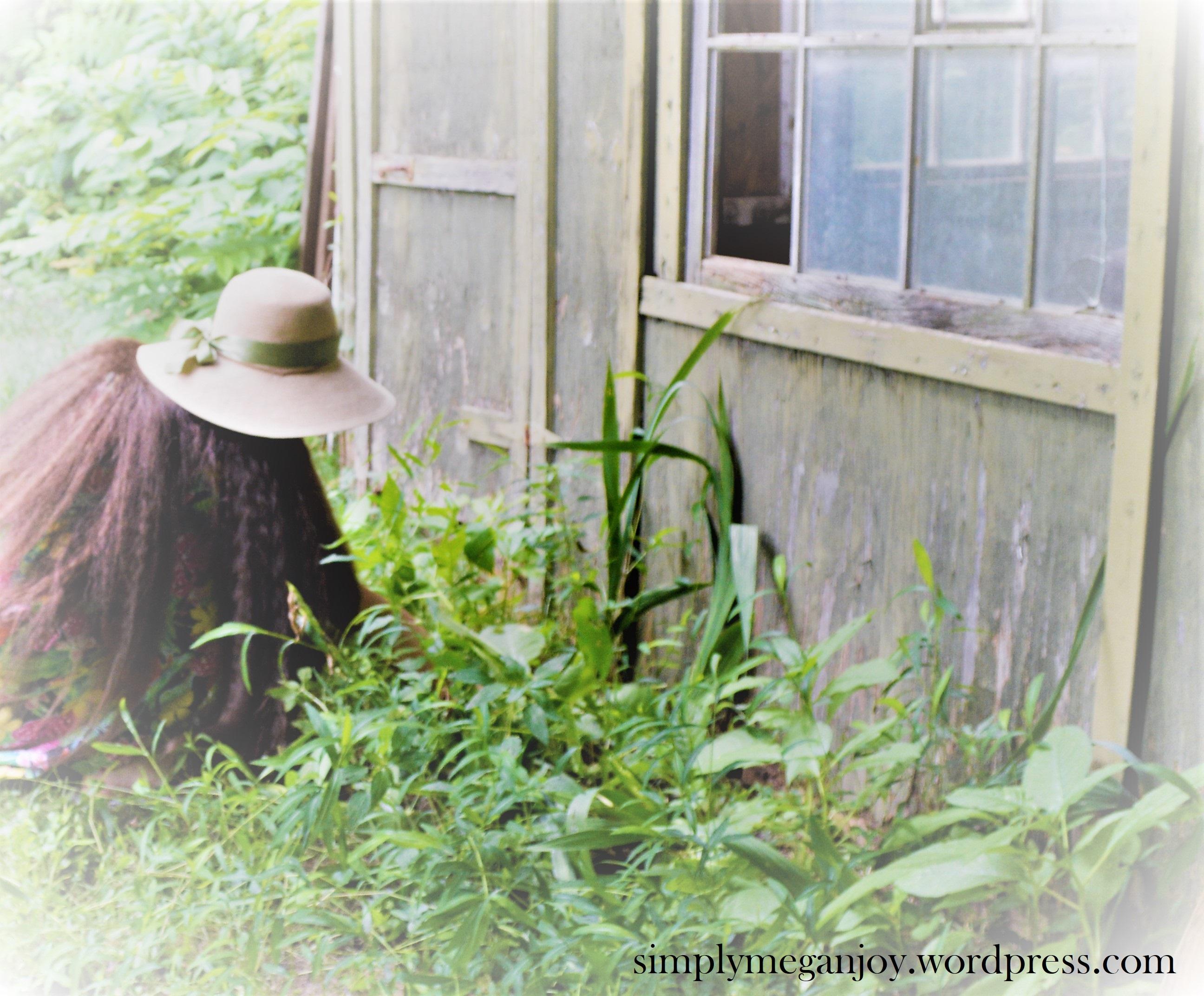 SIY (Sew It Yourself) - Gardening Dress simplymeganjoy.wordpress.com 3