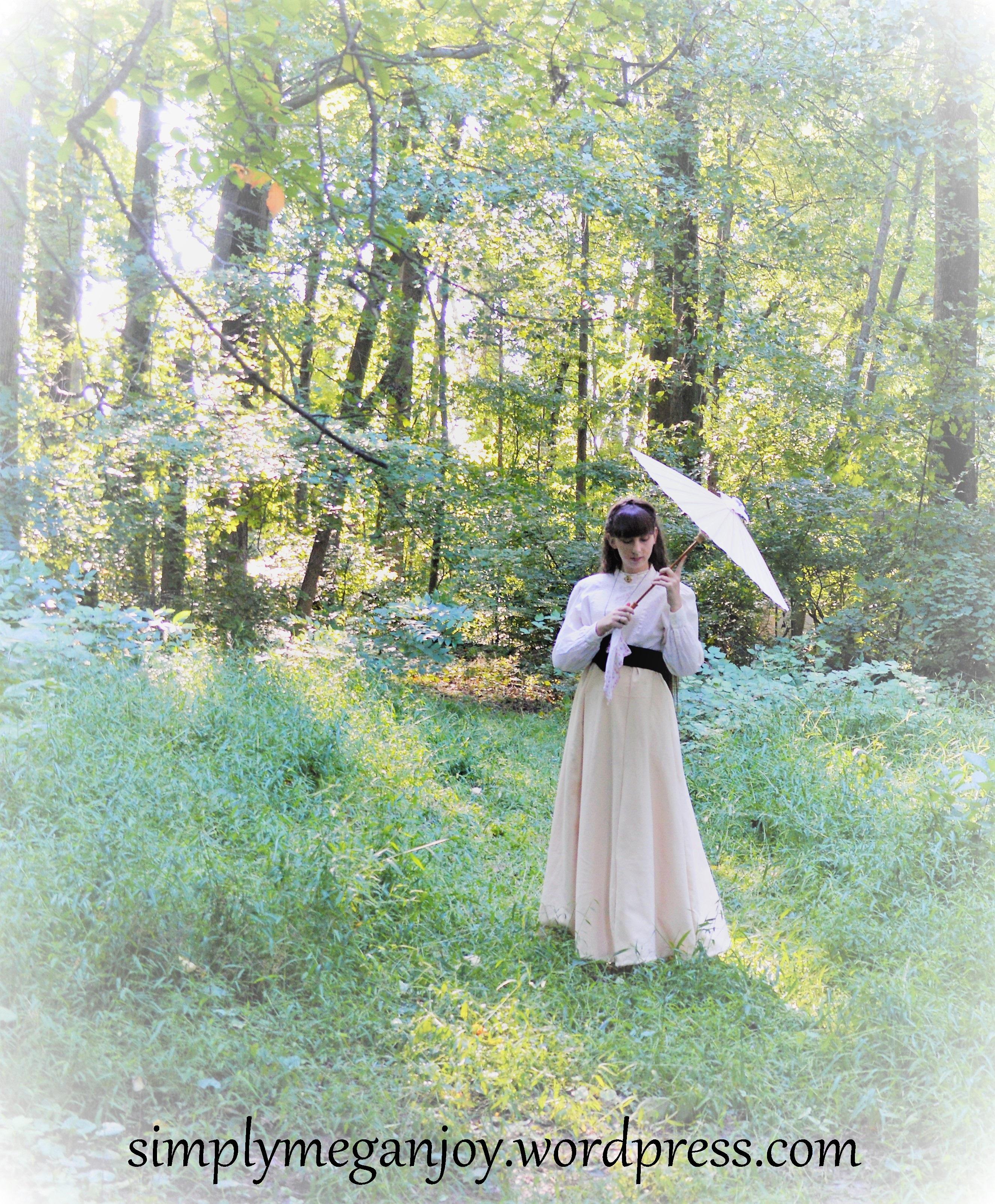 Diana of Avonlea - Victorian Outfit - simplymeganjoy.wordpress.com 2