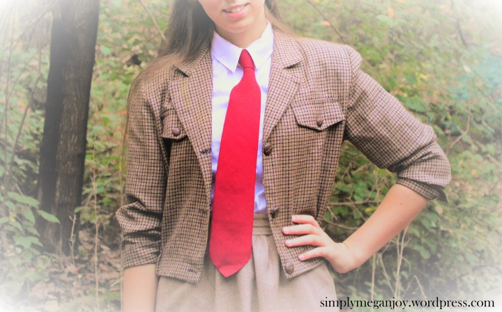 Sunday Bests - Red Tie in the Morning - simplymeganjoy.wordpress.com 7.JPG