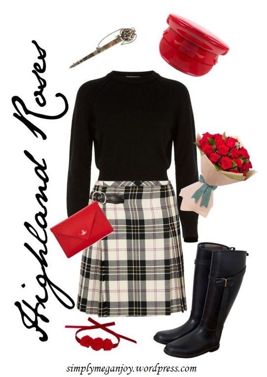 Polyvore Winter Styles - Highland Roses - simplymeganjoy.wordpresscom