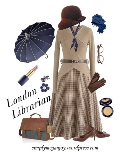 Polyvore Winter Styles - London Librarian - simplymeganjoy.wordpresscom